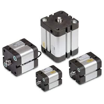 Cilindros Compactos Séries P1P