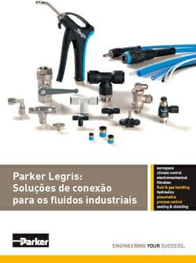 Parker Legris: Soluções de conexão para os fluidos industriais
