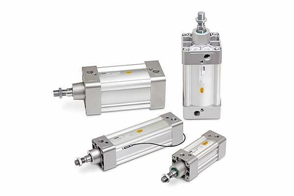 Cilindros ISO 15552/VDMA Série P1EB